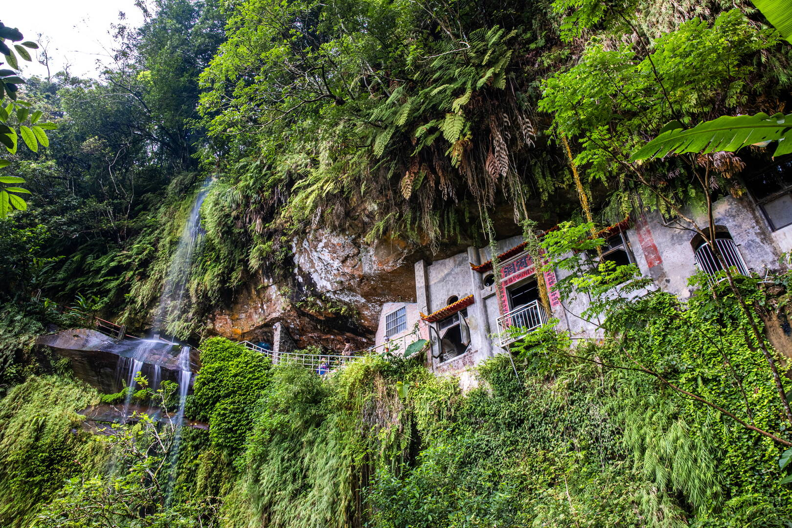 The Yinhe Cave Hiking Trail