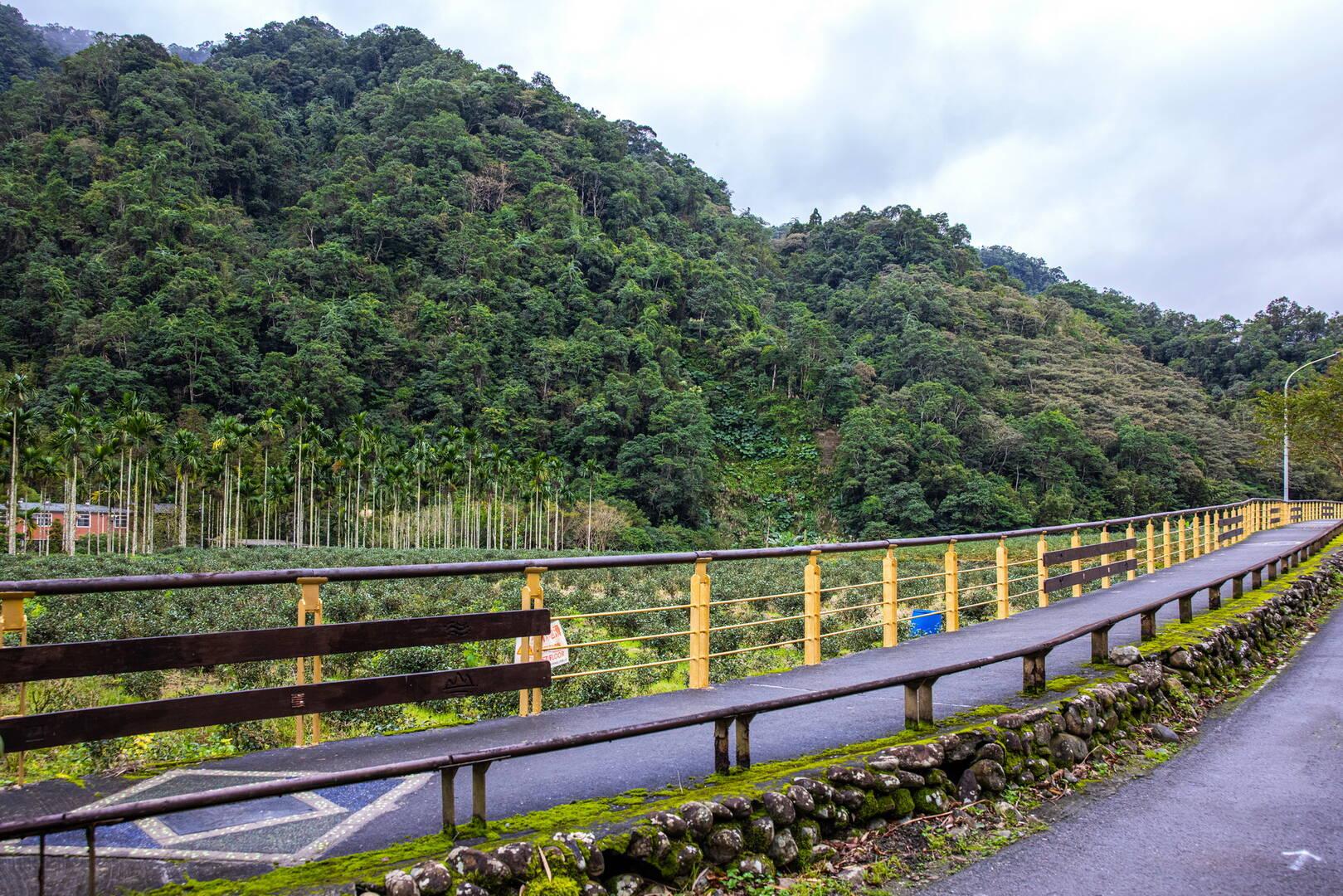 Jingualiao River Bikeway