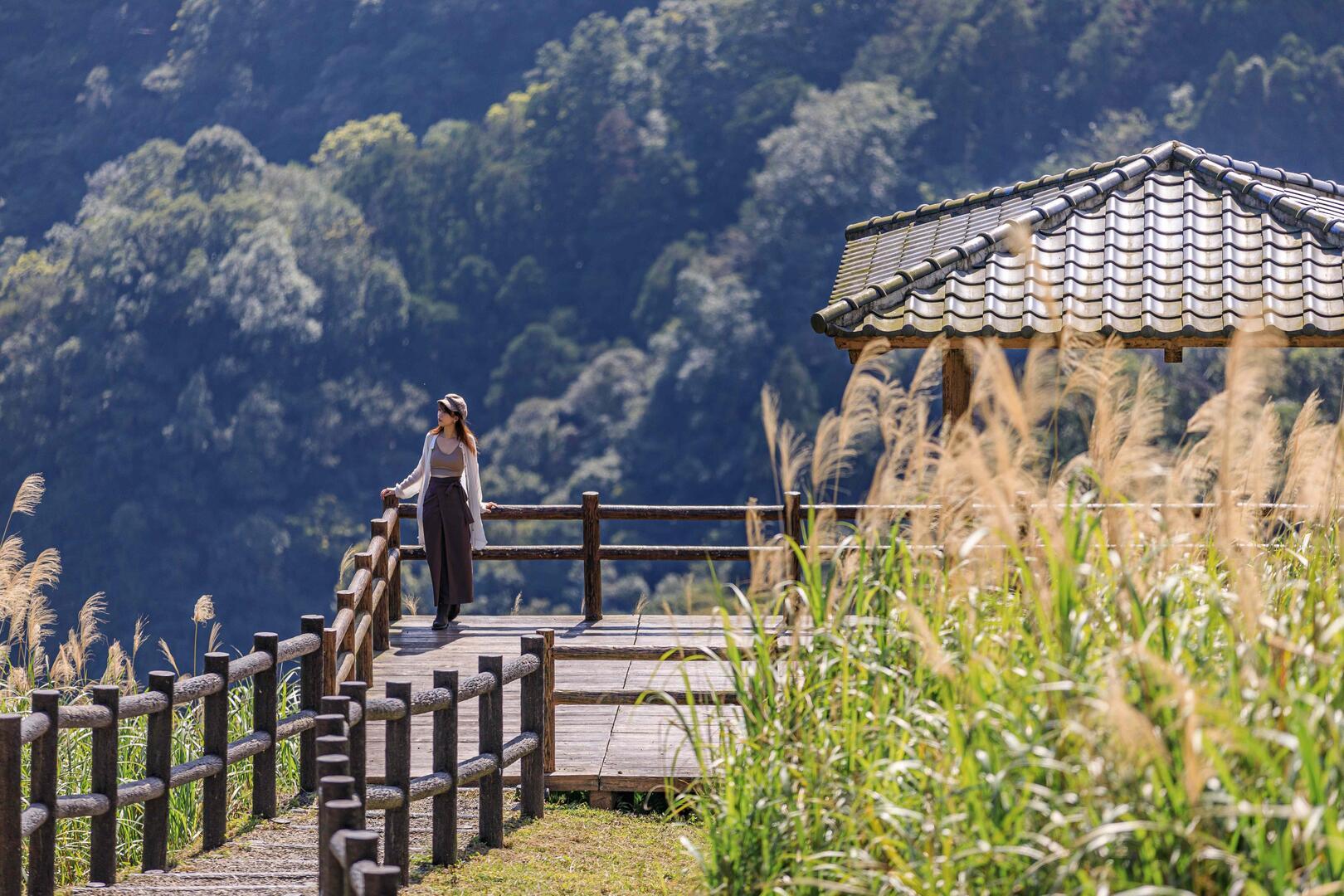 南山寺景觀平台