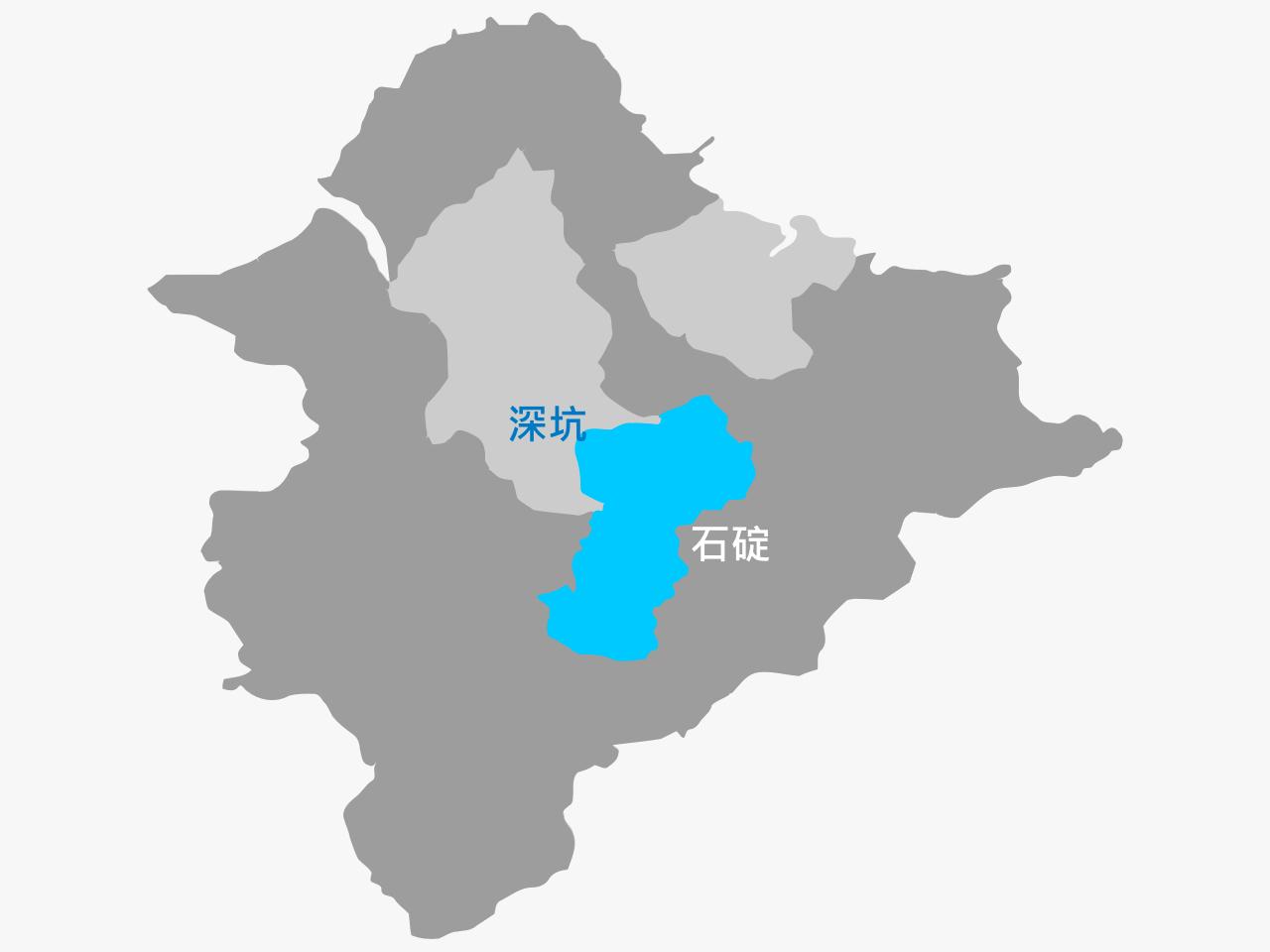 小鎮瀰漫豆腐香,山景相佐茶甘甜- MAP